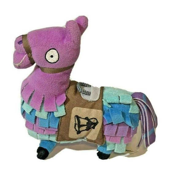 Marlow the Fortnight Llama Plush Toy Russ Collecti
